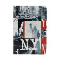 Akashi - New York - Etui de protection iPad mini