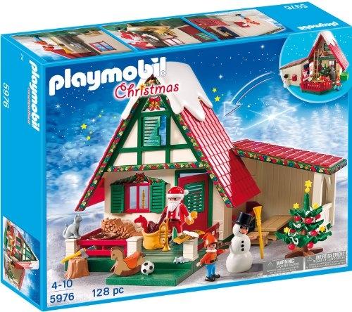 A1502756 - Jeu De Construction - Maisonnette Du PÈRE Noel