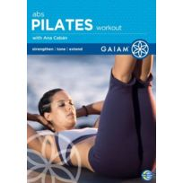 Gaiam - Pilates Abs Workout IMPORT Anglais, IMPORT Dvd - Edition simple