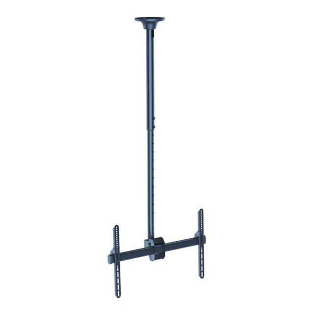Kimex support plafond cran tv 37 39 39 70 39 39 hauteur - Hauteur de plafond standard ...