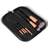Rio - Pack de six pièces pinceaux maquillage Brce