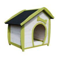 niche pour chien gamm vert achat niche pour chien gamm vert pas cher rue du commerce. Black Bedroom Furniture Sets. Home Design Ideas