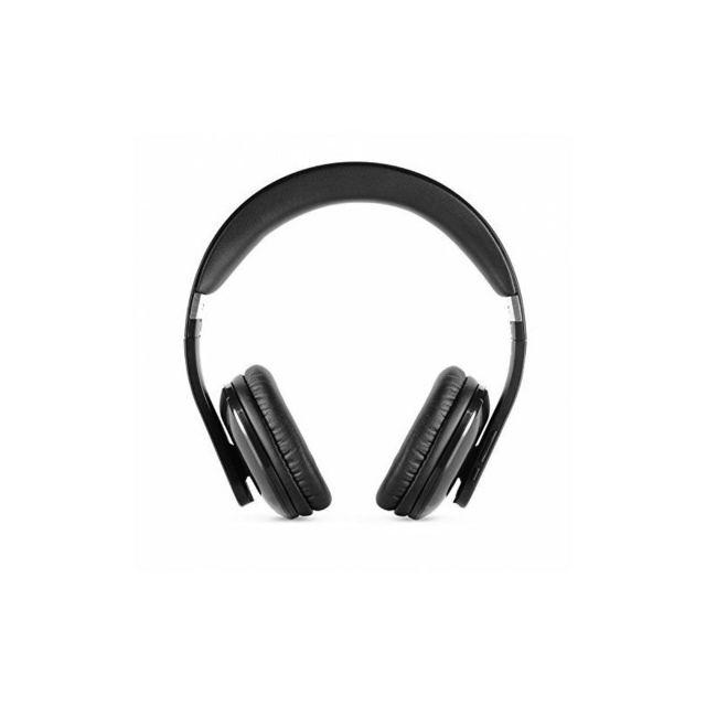 energy sistem casques bluetooth avec microphone 399307 v4 0 nfc noir pas cher achat vente. Black Bedroom Furniture Sets. Home Design Ideas
