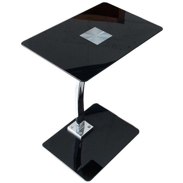 Comforium Design tablette noir design