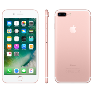 destockage apple iphone 7 plus 128 go mn4u2zd a or rose pas cher achat vente. Black Bedroom Furniture Sets. Home Design Ideas