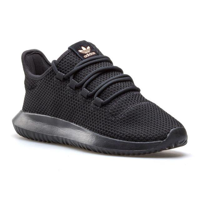 check out 95564 f9dc2 Adidas - Tubular Shadow W Noir - pas cher Achat   Vente Baskets femme -  RueDuCommerce