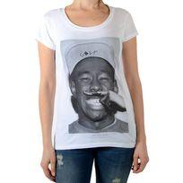 Eleven Paris - Tee Shirt Tyler W Tyler The Creator Blanc