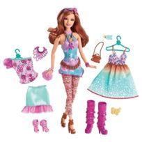 Barbie - Poupée Fashonista et Tenue Y7501 Mattel