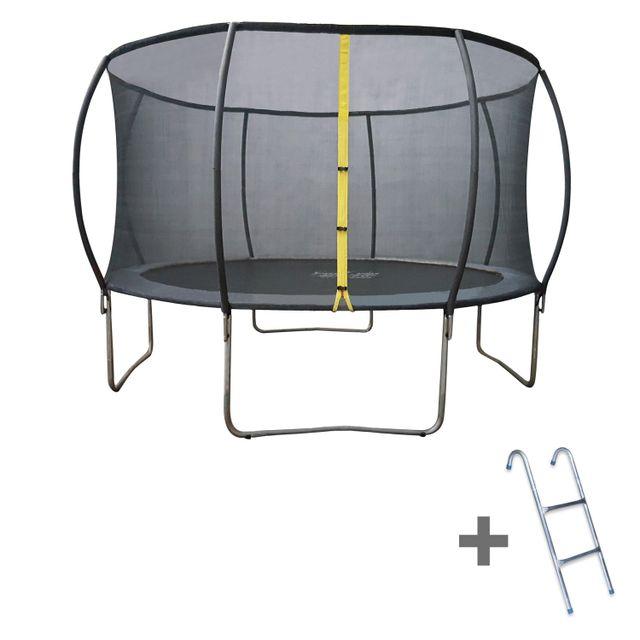 trampoline avec filet - achat/vente trampoline avec filet pas cher