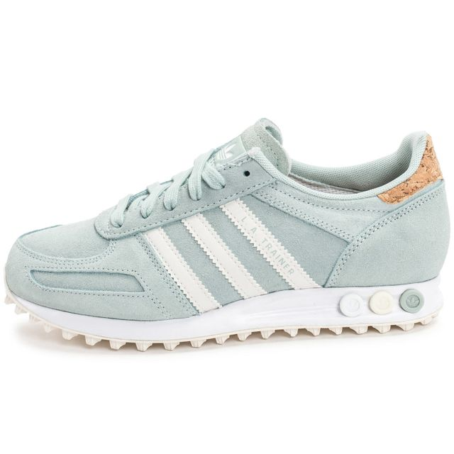 Adidas originals - L.a Trainer Vapor Green - pas cher Achat ...
