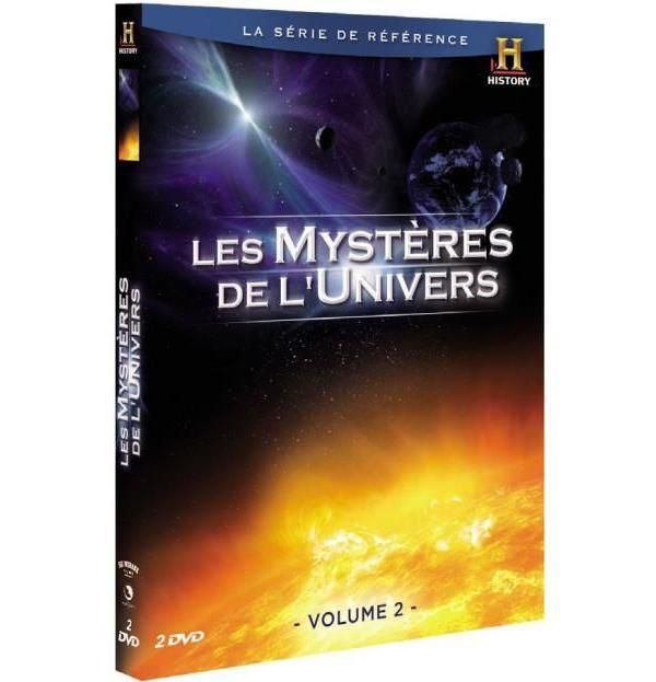 Showshank Films Les Mystères de l'univers Volume Dvd