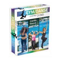 E.P.I. Diffusion - Coffret Gym-Dance : Mix Danses + Cardio Dance Latino + Gym Dance