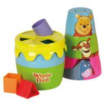 Tomy - Winnie L'ourson - Mon pot de miel 4 en 1