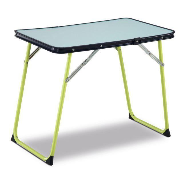 Solenny Table Pliante pour Enfants Tablero Durolac 60x40 cm Polyvalente