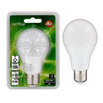 NITYAM - Ampoule LED GLOBE STANDARD E27 15W 1200 Lumens - Couleur Chaude 3000K - Classe énergétique A