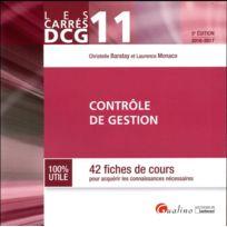 Gualino - contrôle de gestion 2016-2017