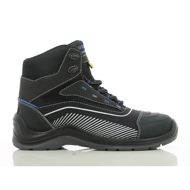 Safety Jogger Chaussures de Sécurité montantes sans métal de Energetica S3 Esd