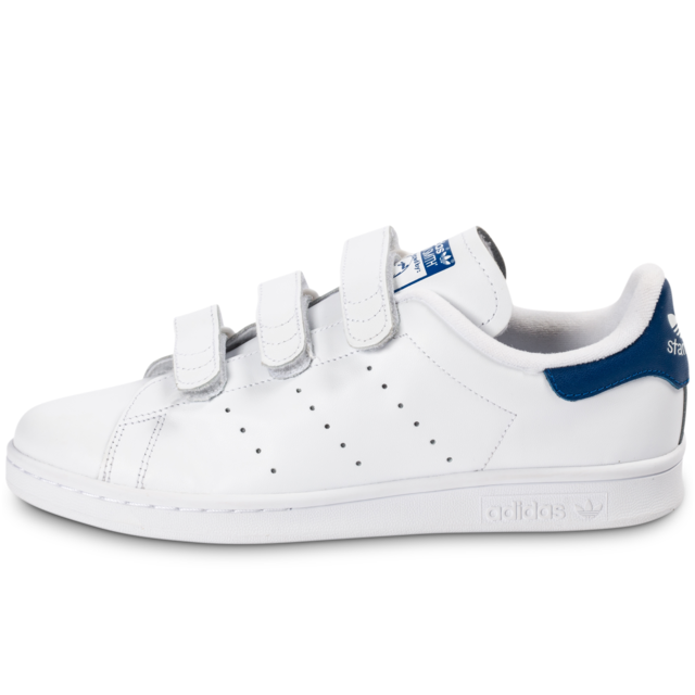 Smith Adidas Stan Bleu Dégradé Originals Blanc Chaussure