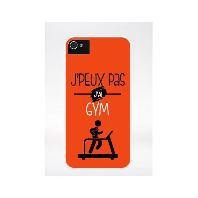 coque iphone 8 gym