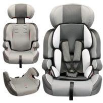 Siège auto évolutif Groupe 1,2,3 pour bébés et enfants de 9 kg à 36 kg