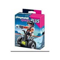 Playmobil - 5296 Agent secret et gyropode Special+ 0114
