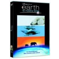 The Walt Disney Company Italia S.P.A. - Earth - La Nostra Terra IMPORT Italien, IMPORT Dvd - Edition simple