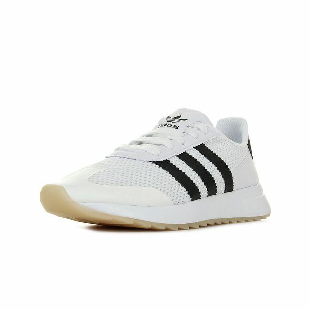new product 86fb9 9adcc Adidas - Flb W - pas cher Achat  Vente Baskets femme - RueDu