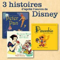 Rdm dition - Enfants - 3 histoires d'après l'oeuvre de Disney