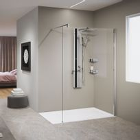 Novellini - Colonne de douche thermostatique Line 2 150 cm