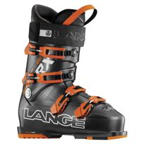 Lange - Chaussures De Ski Rx 120 anthracite-orange, Homme