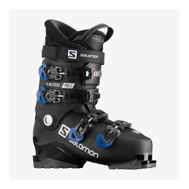 Chaussures Ski Salomon Qst Access 70 W Black Noir 90196