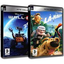 Mindscape - Pack 2 Jeux Disney Pixar - Wall-E + Disney Pixar - La Haut - Hits Collection - Pc