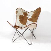 fauteuil papillon achat fauteuil papillon pas cher rue du commerce. Black Bedroom Furniture Sets. Home Design Ideas