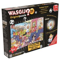 Jumbo - Puzzle - Puzzle 2x1000 Pièces - Wasgij 21