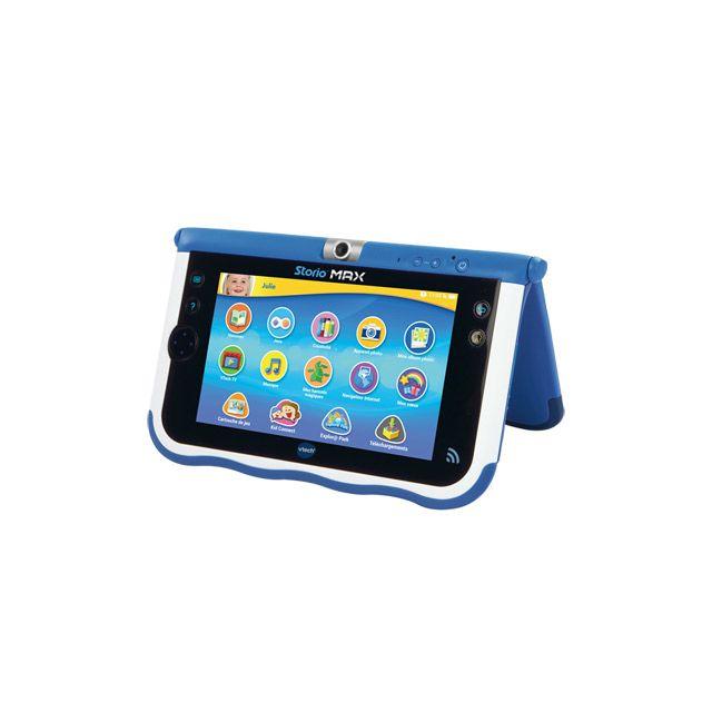VTech - Console Storio Max bleue - 80_166805