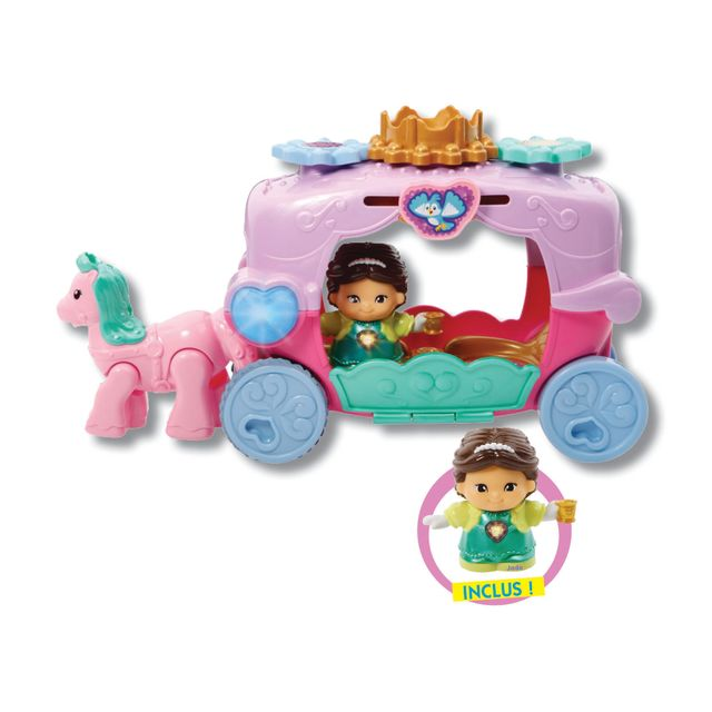 VTECH TTC - Le carrosse enchanté + Jade la princesse en balade