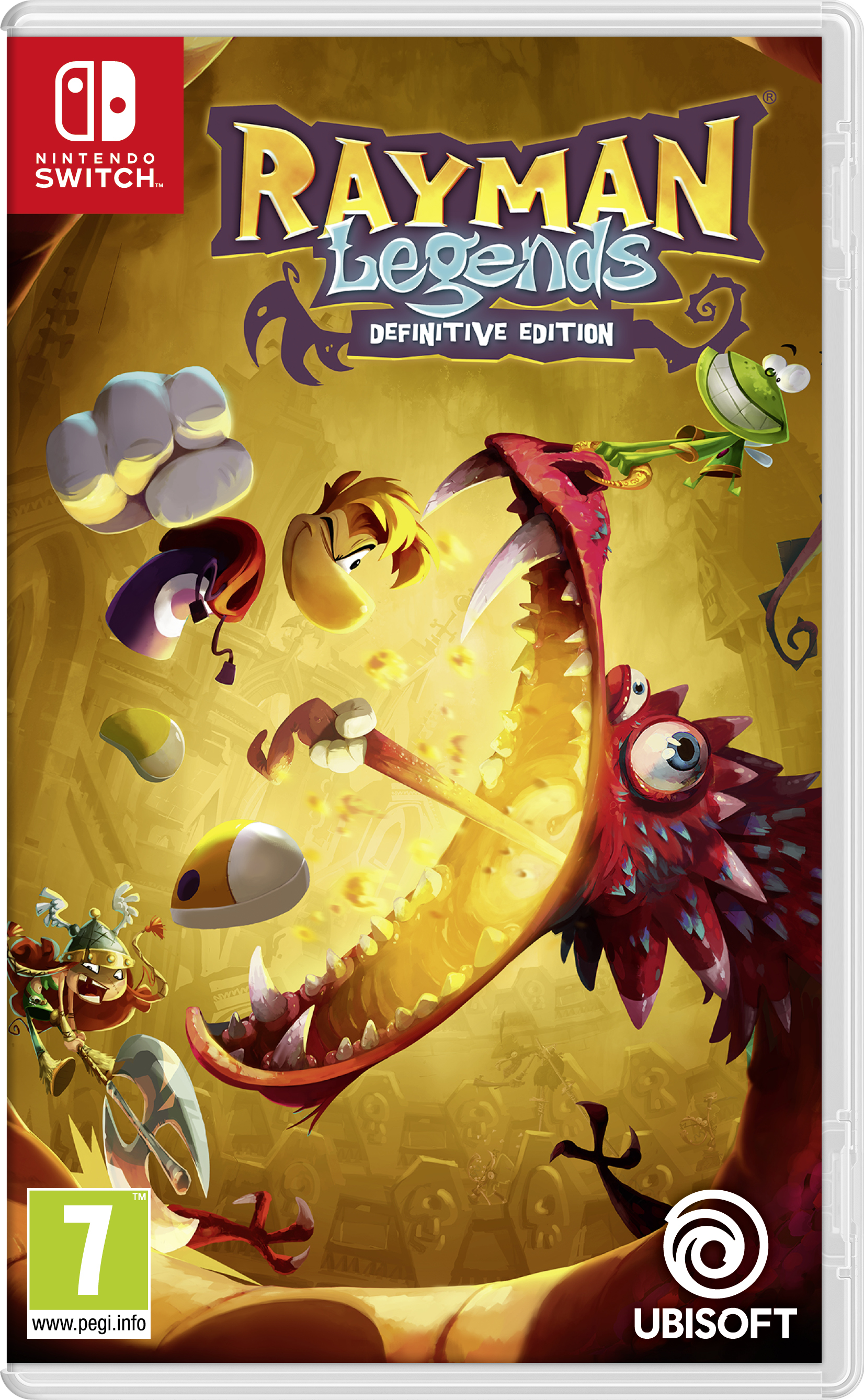Rayman Legends: Definitive Edition - Switch