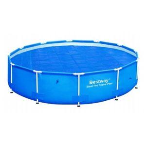 bestway taille piscine tubulaire 305 cm pas cher achat vente b che et couverture. Black Bedroom Furniture Sets. Home Design Ideas