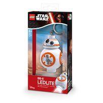 Juratoys - Star Wars - Porte-clés led Lego Star Wars BB-8