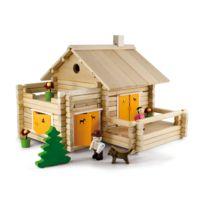 Jeujura - Maison en rondins de bois 175 pièces