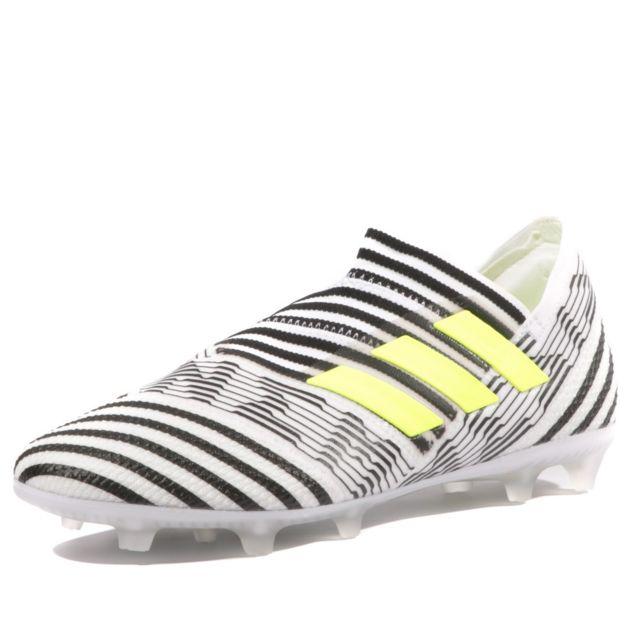 Nemeziz 17+ 360 Agility Fg Garçon Chaussures Football Blanc Noir Multicouleur 35.5