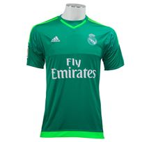 Adidas performance - Real Madrid Away Goalkeeper Jsy Maillot de Football Homme Vert