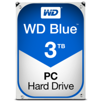 WD Blue 3 To