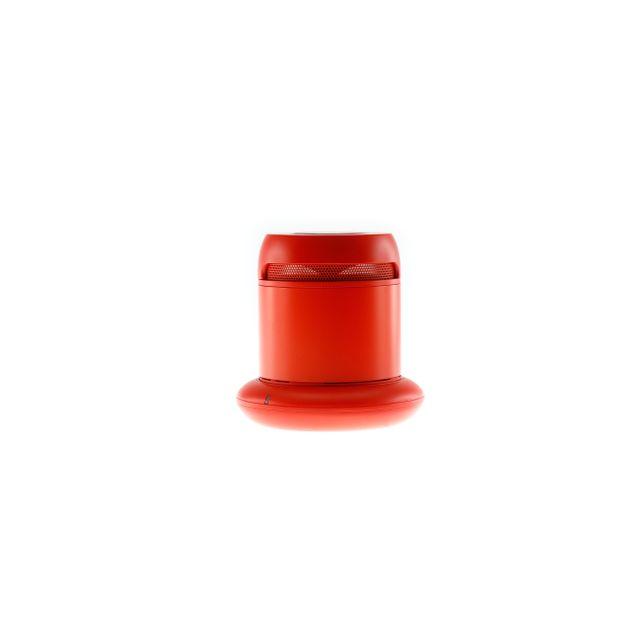 Carrefour Enceinte Nomade Bts50 Rouge Pas Cher Achat