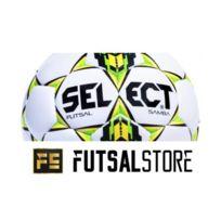 Adidas - Ballon Futsal Samba Select Couleur - Blanc, Taille Ballons 4