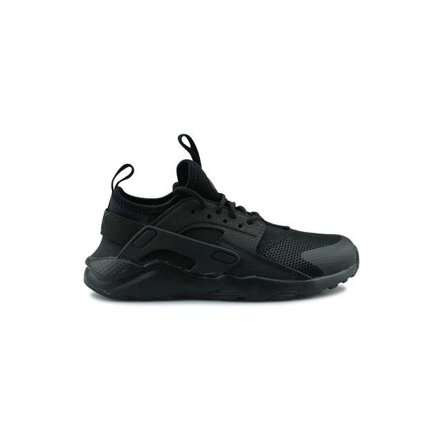 f2bbd7eb476 Nike - Huarache Run Ultra Enfant Noir 859593-004 - pas cher Achat ...