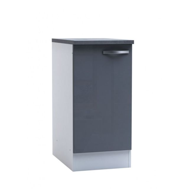 demeyere le depot bailleul meuble bas cuisine epice 1 porte 40 cm pas cher achat vente. Black Bedroom Furniture Sets. Home Design Ideas