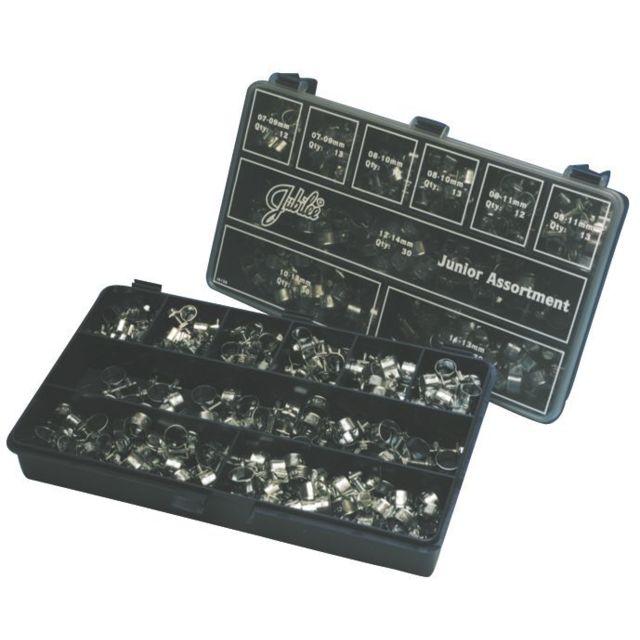 26pcs Set Assortiment clés type-Colliers de Serrage Jubilee Clips