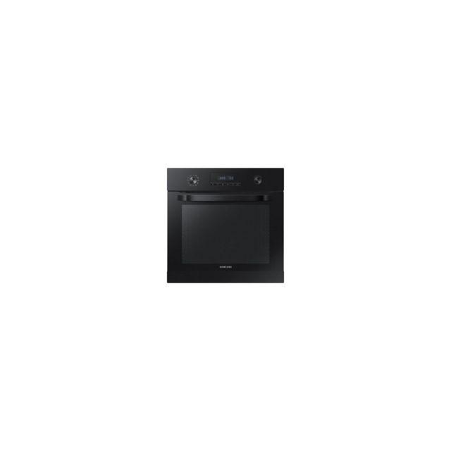 Samsung Nv68r3375bb-four Dual Fan?-pyrolyse-capacite De 68 Litres-classe Energetique A-design Innovant Et Premium-finition Noire
