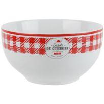 Promobo - Bol A Déjeuner Soupe Design Secret De Cuisinier